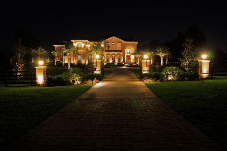 Great Landscape Lighting 2